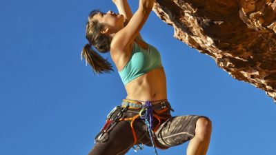 Rock Climbing- A Thrilling & Efficient Workout
