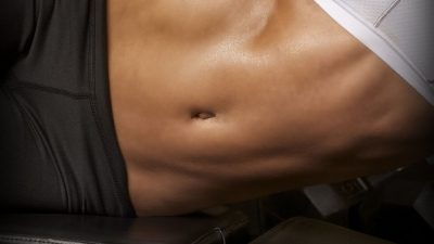 If Your Abs Aren't Showing Up, We Can Help