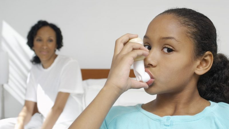 Asthma Is Much More Lethal For Black Children, According To Recent Study